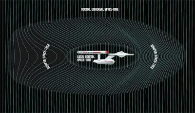 Star Trek Warp Drive
