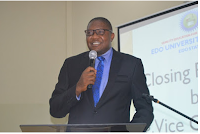 EUI Holds Orientation Programme For New Students