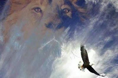 I Am Gathering My Eagles by Deborah Waldron Fry