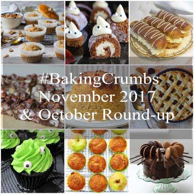 #BakingCrumbs October roundup