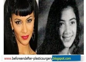 Nicole Scherzinger Before Famous Before And After