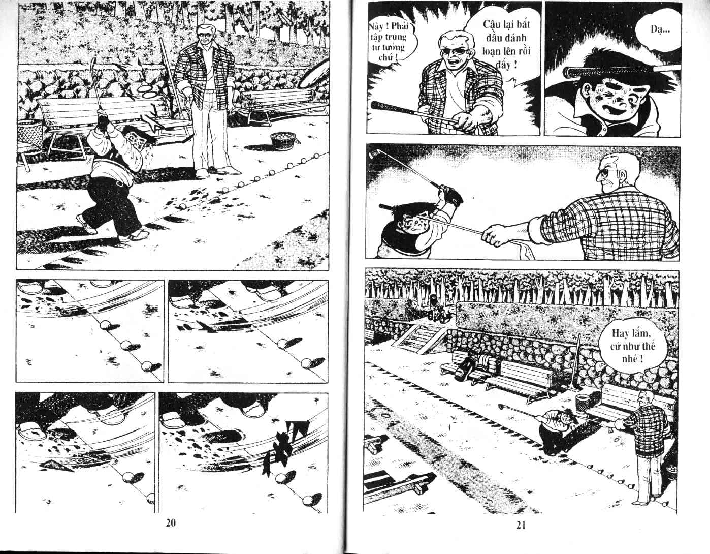 Ashita Tenki ni Naare chapter 35 trang 9