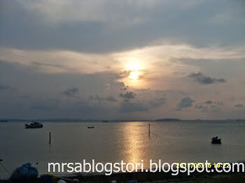Wordless Wednesday #2 - SIBU ISLAND