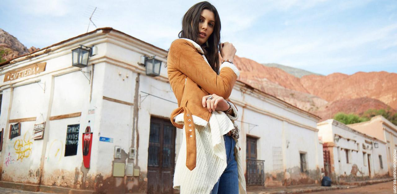 Moda otoño invierno 2019. Camperas invierno 2019 mujer.
