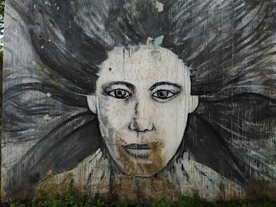 Murales en Lacunza