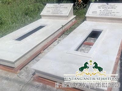 Kijing Marmer Harga, Makam Batu Marmer Tulungagung