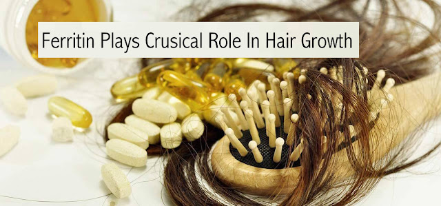 Iron help hair growth Dr. Shazia Ali