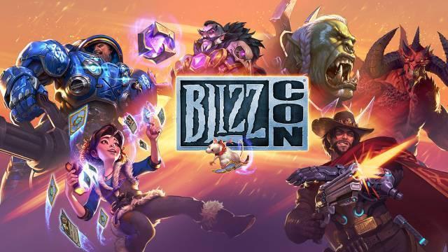 Blizzard anuncia que la Blizzcon 2018 será única