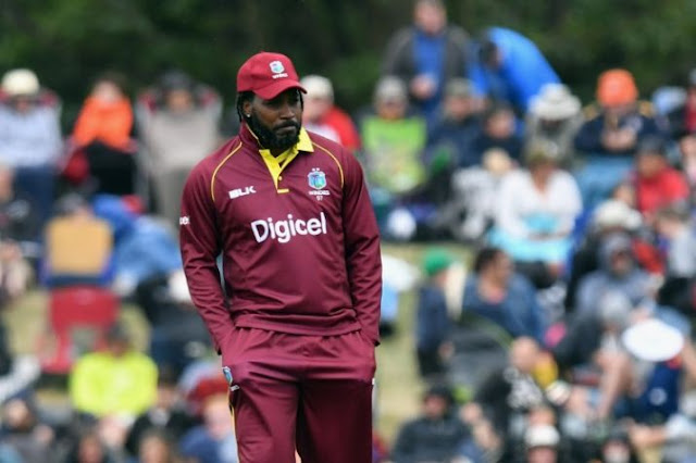 Chris Gayle will not play against India in ODI & T20 series; Pollard, Darren will Play