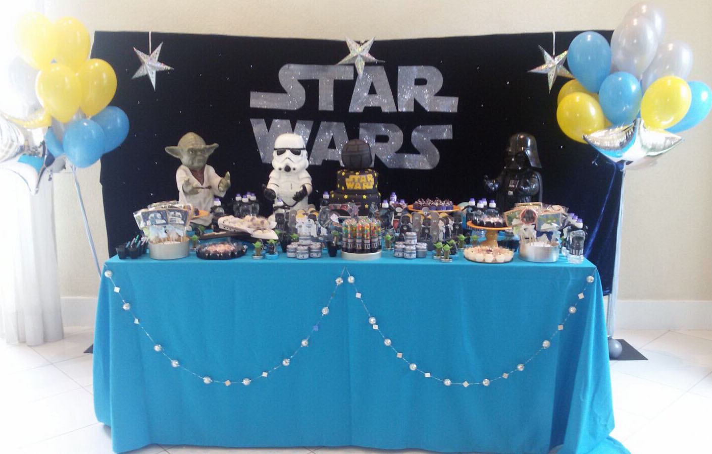 Criarte Em Festas Star Wars