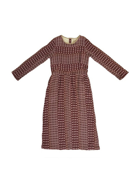 Ace & Jig Stillwater Dress in Sable