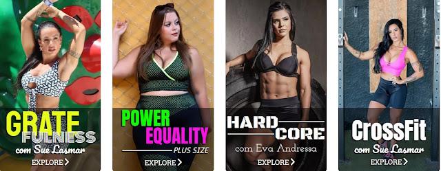 Moda Fitness por Atacado