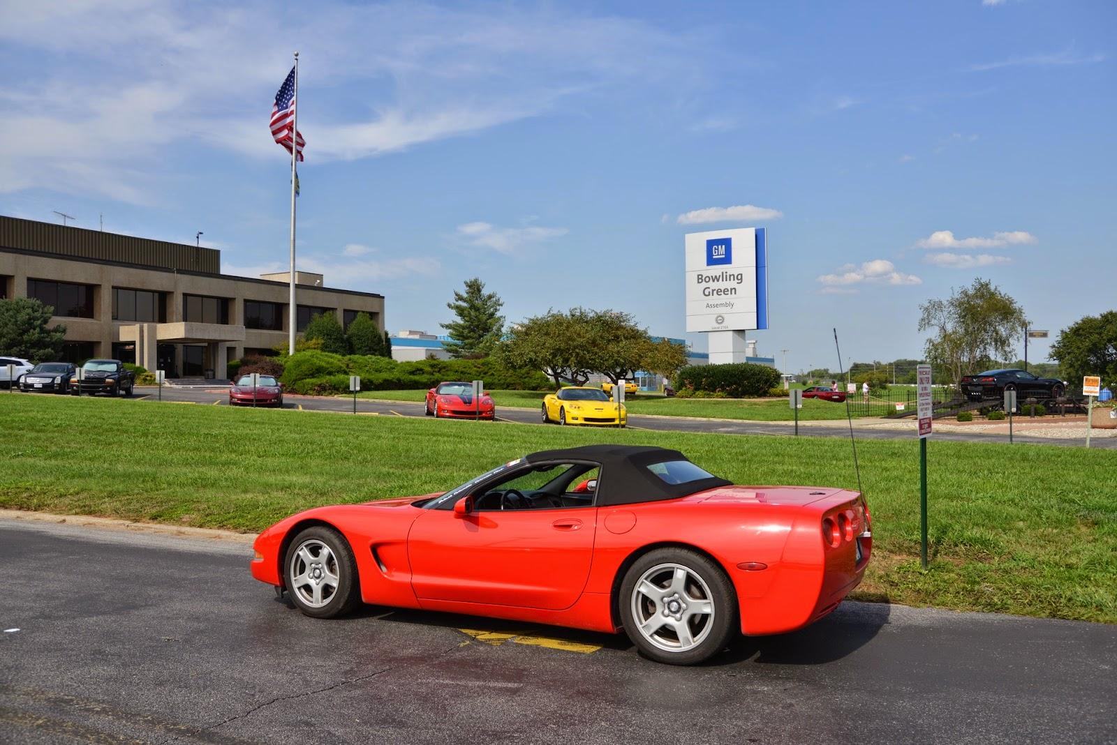 National Corvette Museum >> Riding The Wet Coast Ncm National Corvette Museum Bowling