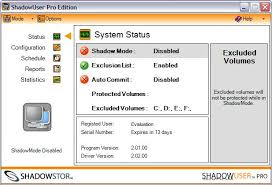 Shadow User Pro