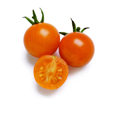 Colors of Tomatoes - Orange Tomato
