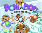 http://theplayfulotter.blogspot.com/2015/02/poke-dot-10-little-monkeys.html