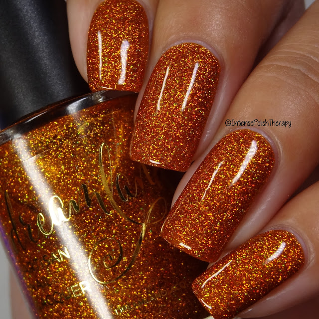 Dreamland Lacquer Fire Burn