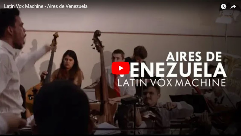 80 músicos venezolanos formaron una orquesta en Argentina - No hay emigración, verdac?