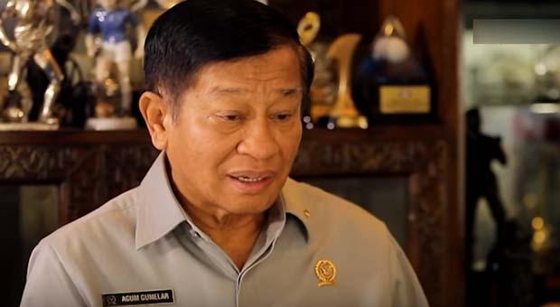 JS Prabowo Tantang Agum Gumelar Buktikan Ucapan