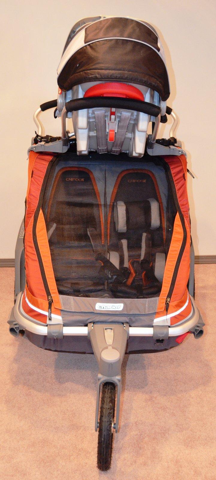 Chariot Chinook 2 Chariot Chinook 2 Amp Car Seat Adaptor