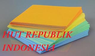 Contoh Proposal Kegiatan 17 Agustus Yang Baik dan Lengkap