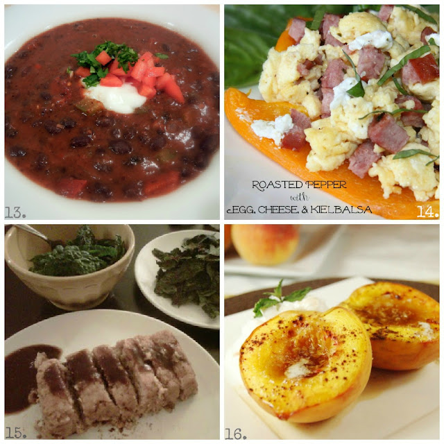25 Healthy Recipes for the Holiday Season