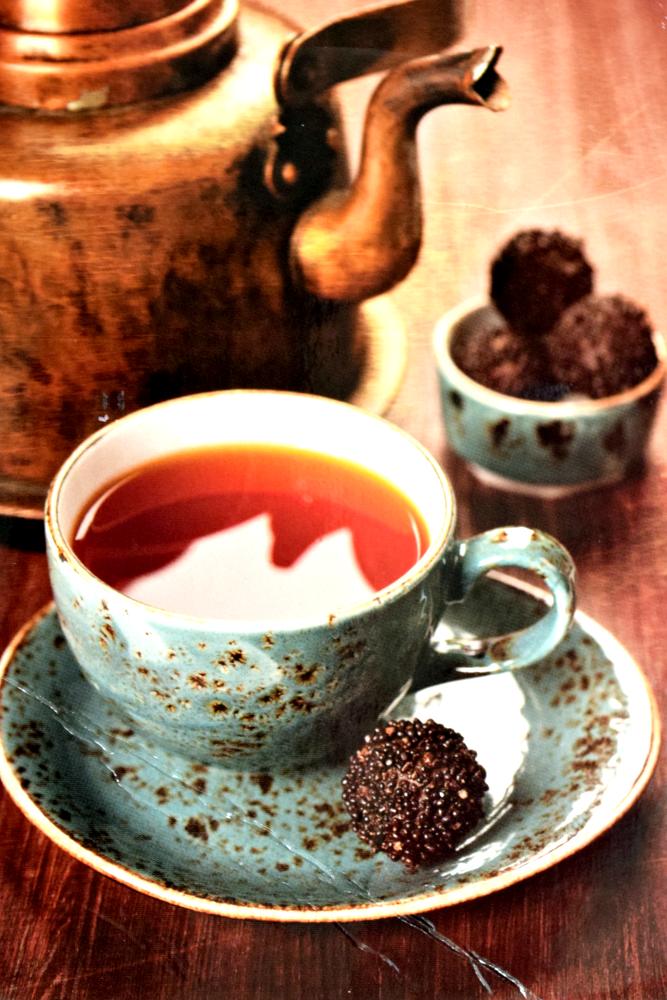 przerwa na herbatę