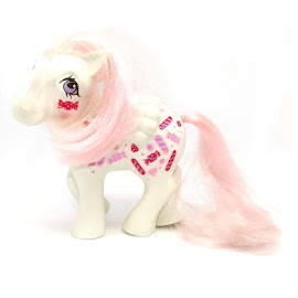 My Little Pony Yum Yum Year Six Twice as Fancy Ponies II G1 Pony