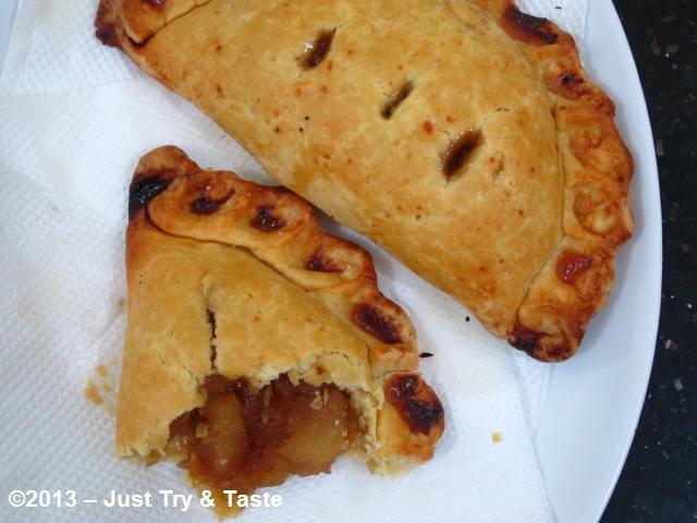 Apple Hand Pies Versi Panggang Just Try Taste