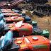 Kelompok Tani Karawang Terima Bantuan 1 Unit  Traktor