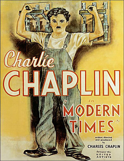 Ver Tiempos modernos (Modern Times) (1936) Online