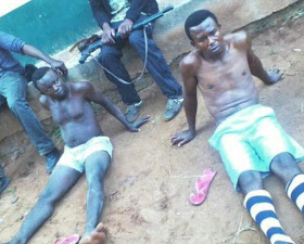 Photos: Two men of God' allegedly caught having sex in Enugu