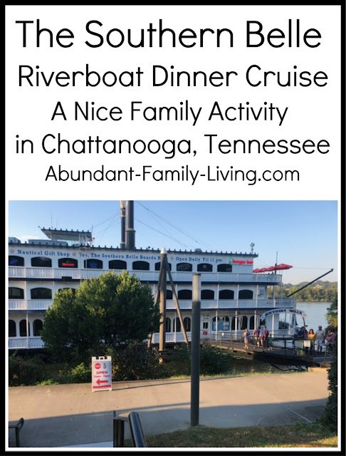 The Southern Belle Riverboat Dinner Cruise