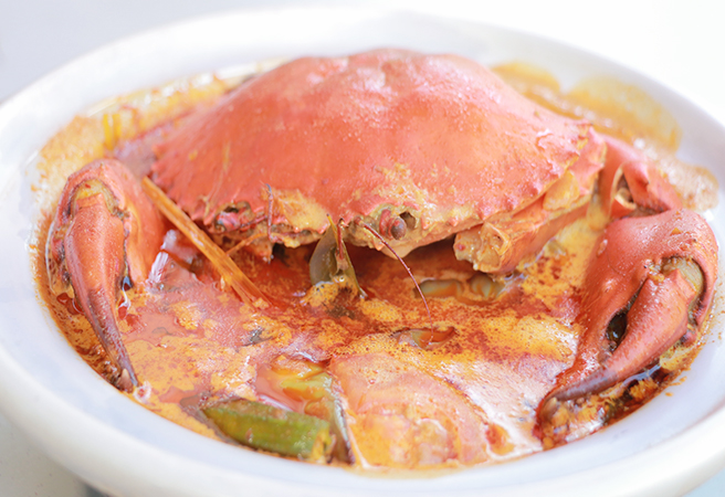3Crab Delicacy voted Crab restaurant in town!