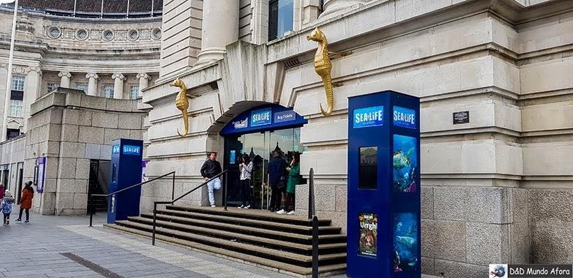 Sea Life London Aquarium - O que fazer em Londres: 48 atrações imperdíveis