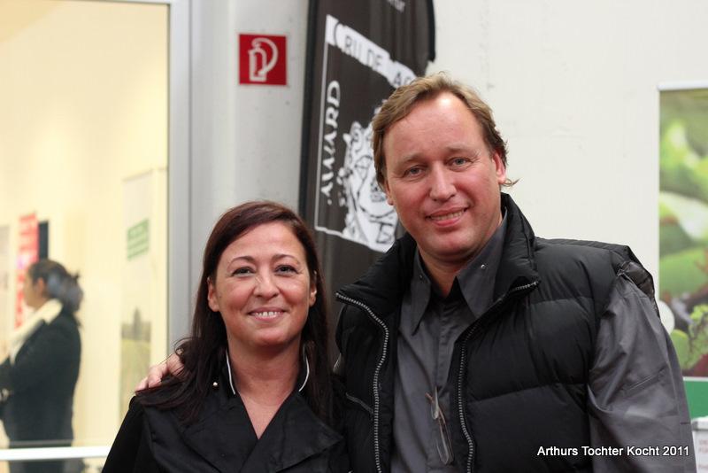Arthurs Tochter und Thomas Bühner (Chefsache, Köln)