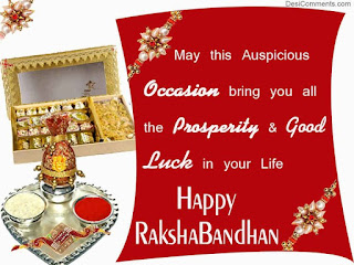 Raksha Bandhan Advance Wishes Pics
