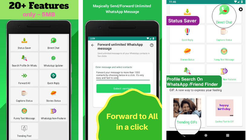 Daily Tech Trends Save Share And Repost Whatsapp Images And Videos Whatstools For Whatsapp