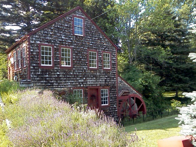 First Fulling, 1638, Rowley, Massachusetts
