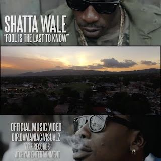 Shatta Wale Wale - Fool Is The Last To Know Video