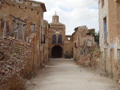 Arco de la Villa de Belchite