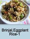 Brinjal (Eggplant,Kathrikkai,Baingan) Rice