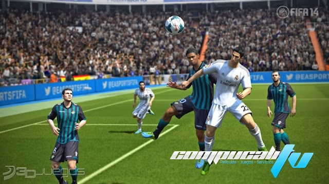 FIFA 14 Play Station 3 Español