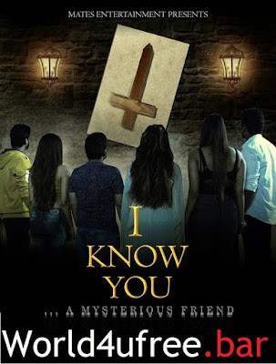 I Know You 2020 Hindi 480p WEB HDRip 300Mb x264