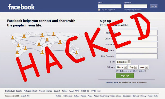 safe facebook from hacking