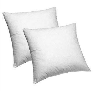 Pillow Inserts featured on Walking on Sunshine.