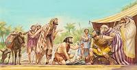 Resultado de imagen para los gabaonitas