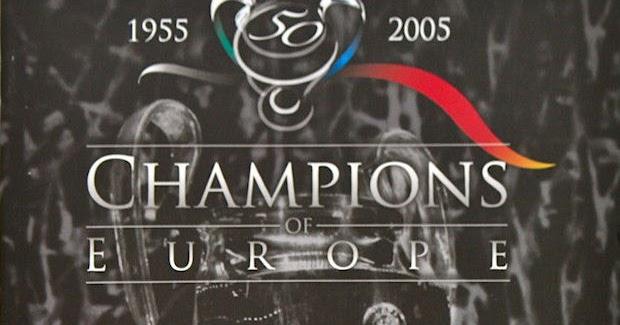 PANINI 258 CLARENCE SEEDORF AC MILAN CHAMPIONS OF EUROPE 1955-2005