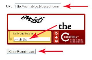 Cara Mendaftarkan Blog Ke Google Search Engine