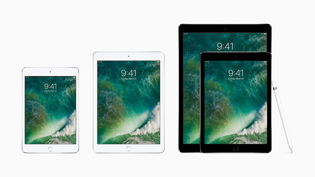 Apple iPad 9.7: New iPad for the narrow thaler presented